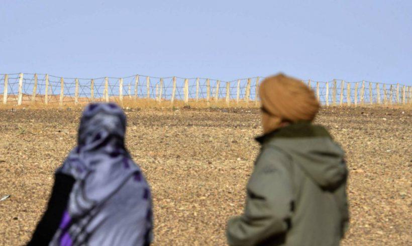 El muro marroquí para cerrar el paso al exilio saharaui