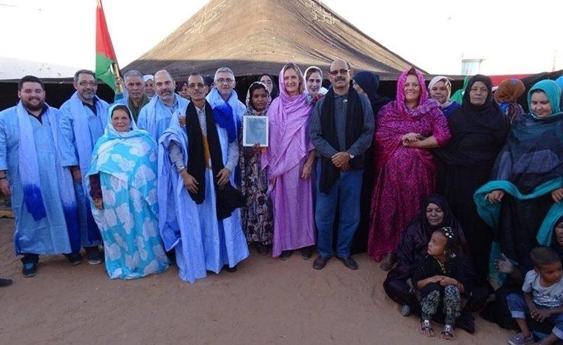 La Diputación de Cádiz muestra su solidaridad con el pueblo saharaui al que donará 20.000 euros en 2018