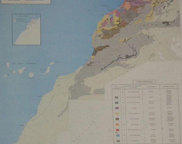 Marruecos censura los mapas que no incluyen el Sahara Occidental dentro de sus fronteras