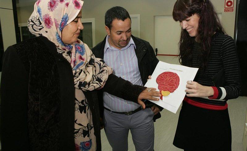 El Grupo Social ONCE trabajará por la inclusión de niños ciegos de la República Saharaui en escuelas ordinarias
