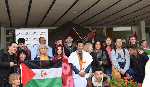 Participación de la AAPSIB en Jornadas sobre los refugiados organizadas por el Instituto de BENDINAT, Mallorca – CEAS-Sahara