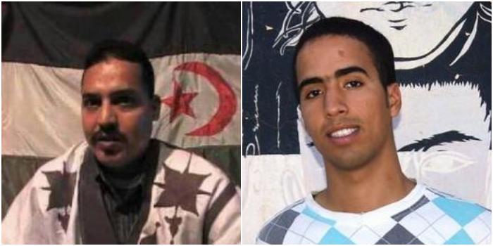 Presos políticos saharauis alertan sobre la situación de salud