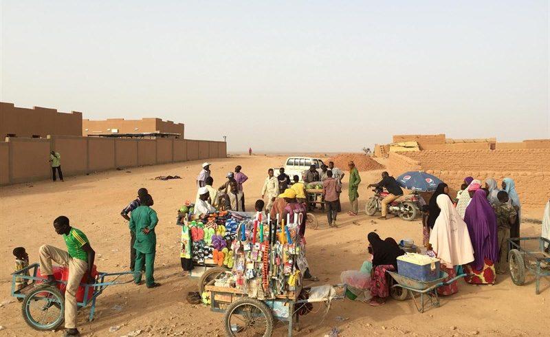 El desierto de Níger, punto clave de la migración a Europa que da empleo a traficantes y ciudadanos