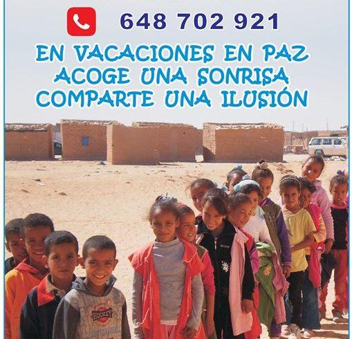 ¿Aún no te has decidido a acoger un niño o niña saharaui durante este verano? Qu…