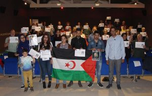 Apoyo desde Cantabria a la huelga de hambre de Claude Mangin – CEAS-Sahara