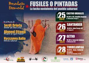 Presentaciones: Documental «Fusiles o Pintadas»