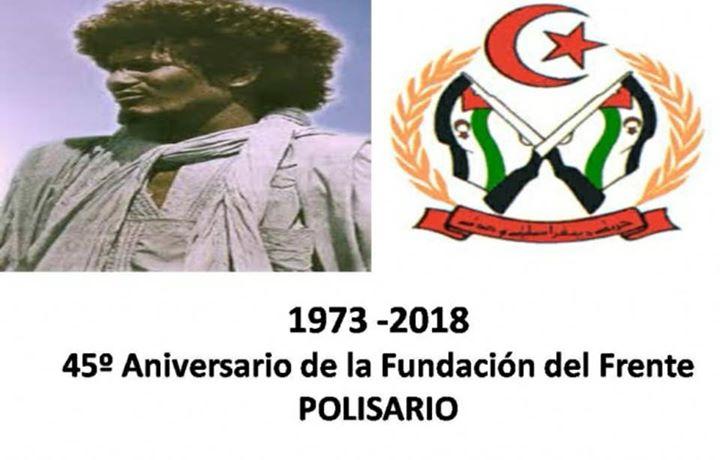 El 10 de Mayo: 45 años de existencia del Frente POLISARIO único y legítimo repre…
