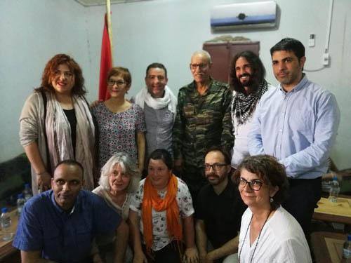 El Parlamento Balear reitera su compromiso con el pueblo saharaui – CEAS-Sahara