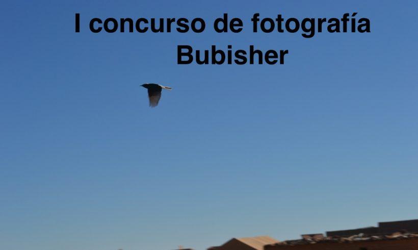 I CONCURSO DE FOTOGRAFÍA BUBISHER