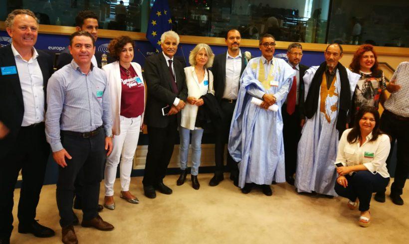 """Conferencia Interparlamentaria """"LA UNIÓN EUROPEA Y EL SAHARA OCCIDENTAL DESPUÉS DE LAS SENTENCIAS DEL TRIBUNAL DE JUSTICIA EUROPEO"""" – CEAS-Sahara"""