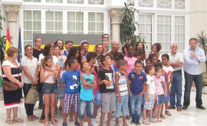 Más de 200 menores saharauis llegarán a Sevilla el miércoles con el programa Vacaciones en Paz