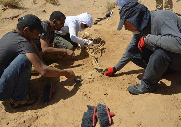Afapredesa Informe inicial (julio 2018) :Exhumación de nuevas fosas comunes en elSahara Occidental – CEAS-Sahara
