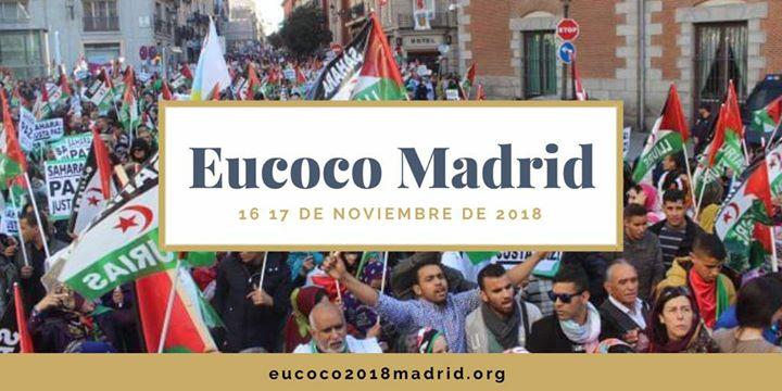 #Madrid , España, será sede de la 43 conferencia Europea 🇪🇺 de apoyo  al pueblo …