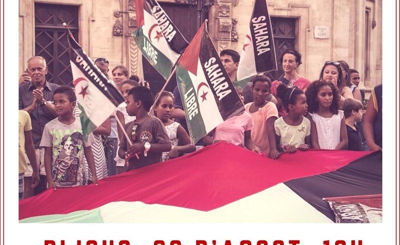 Convocan una manifestación este jueves para pedir la «inmediata resolución» del conflicto del Sáhara Occidental