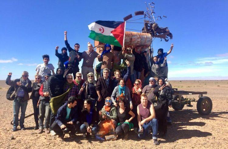 Comunicado de los los Artistas internacionales y Saharauis participantes en la XII de ARTifariti – POR UN SAHARA LIBRE .org