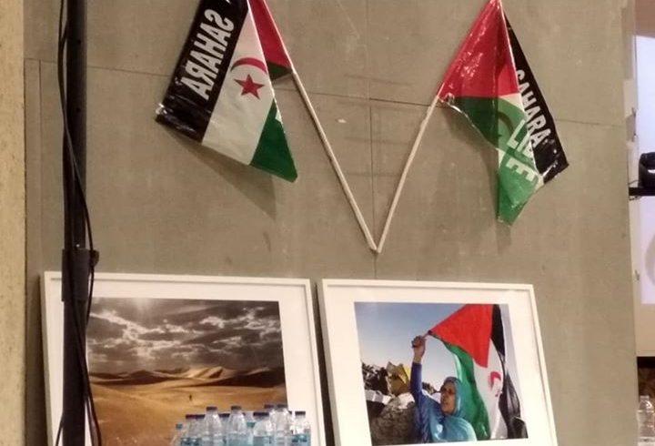 43 Conferencia Europea de Apoyo al Pueblo Saharaui (EUCOCO), aquí estamos repres…