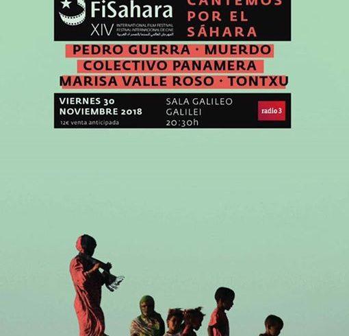 Mañana concierto !!  #fisahara 🇪🇭🇪🇭