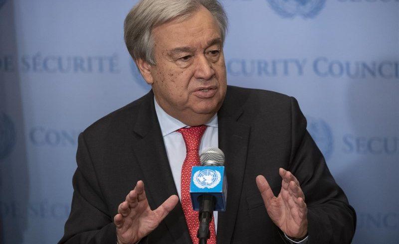 """Guterres confía en que Marruecos y el Polisario reanuden el diálogo """"en un espíritu constructivo"""""""