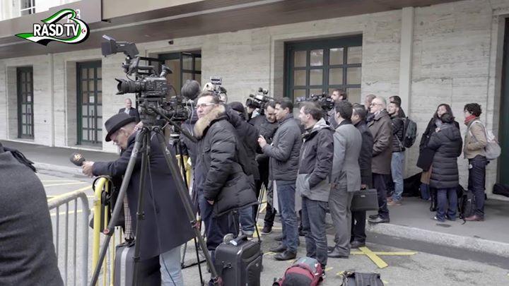 Ginebra (Suiza) acoge la primera ronda de negociaciones entre el Frente Polisari…