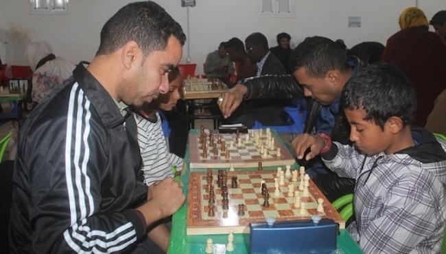 Primer Campeonato Nacional de Ajedrez en los campamentos saharauis | Periodistas en Español