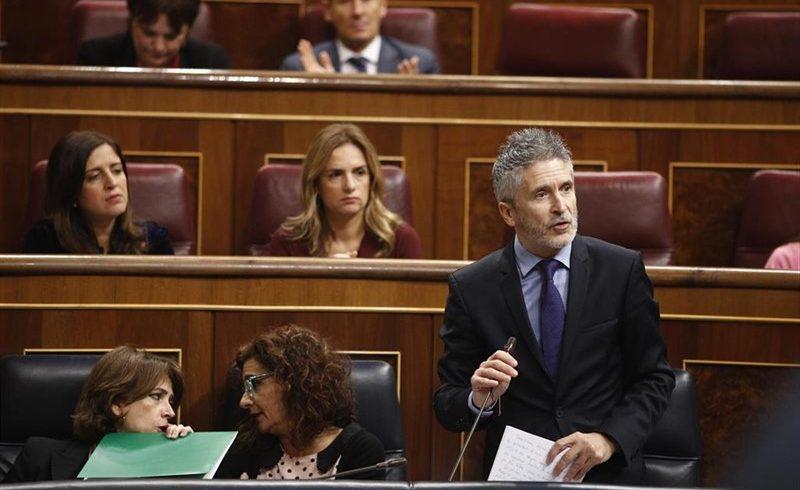 PP, PSOE y Ciudadanos rechazan que Interior explique en el Congreso la deportación del activista saharaui Husein Bachir
