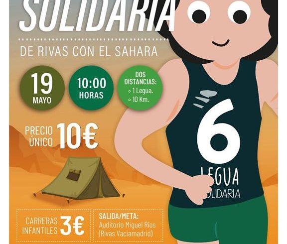 Ya puedes empezar a entrenar !!! ️️ La carrera por el Sáhara No terminará nunc…