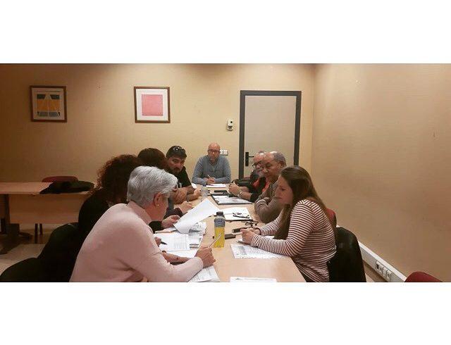 La permanente de Femas-Sahara se reunió ayer para seguir coordinando y trabajand…