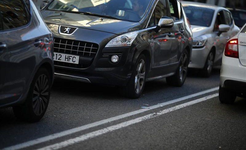 Limitada la velocidad a 30 kilómetros por hora en toda la ciudad de Granada tras la contaminación de los últimos días