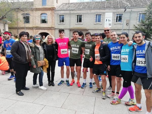 Unas 2.500 personas (400 de ellas en Toledo) han participado en la IV Carrera Solidaria de la Universidad de Castilla-La Mancha. – CEAS-Sahara