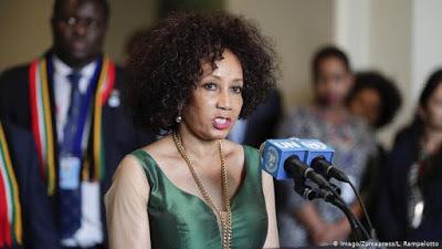 Sudáfrica reitera su continuo apoyo a los pueblos saharaui y palestino