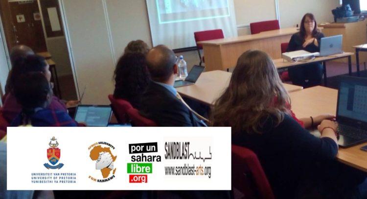Conferencia sobre el Sahara Occidental en la Universidad de Pretoria – Sudáfrica