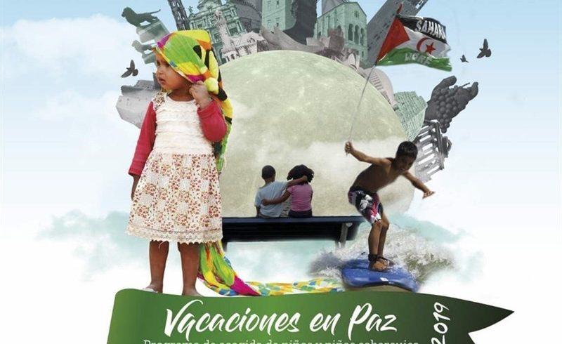 El colectivo Fedesaex recuerda que hasta final de mayo puede iniciarse el trámite para acoger a niños saharuis en verano
