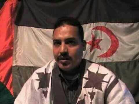 Saadoni, preso político saharaui trasladado a Bouzakarn y colocado en aislamiento   POR UN SAHARA LIBRE .org