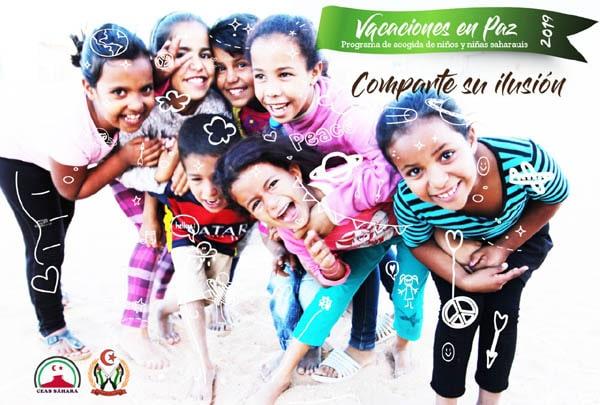 1979 – 2019 40 Años de Vacaciones en Paz – CEAS-Sahara