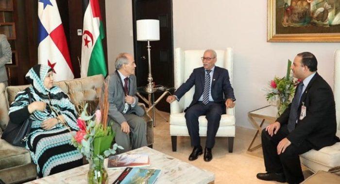 Visita oficial a Panama del Presidente de la RASD Brahim Ghali | POR UN SAHARA LIBRE .org