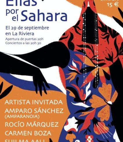 Concierto solidario Ellas por el Sahara II | POR UN SAHARA LIBRE .org