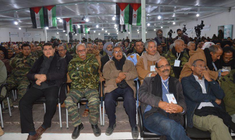 Cierra el XV Congreso del Frente Polisario, principales opciones discutidas | POR UN SAHARA LIBRE .org