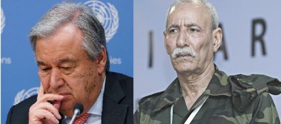 Brahim Ghali se dirige a Guterres: la ONU debe hacer más para restaurar la confianza de nuestro pueblo en el proceso de paz de la ONU en el Sáhara Occidental | POR UN SAHARA LIBRE .org