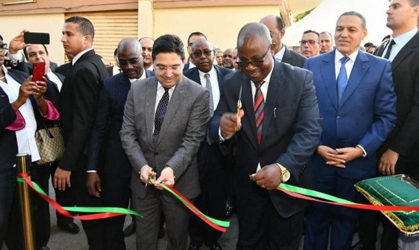 Burundi abre un Consulado General en El Aaiun   POR UN SAHARA LIBRE .org