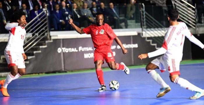 Mauricio se retira de la Copa Africana de Naciones de Fútbol Sala en El Aaiun | POR UN SAHARA LIBRE .org