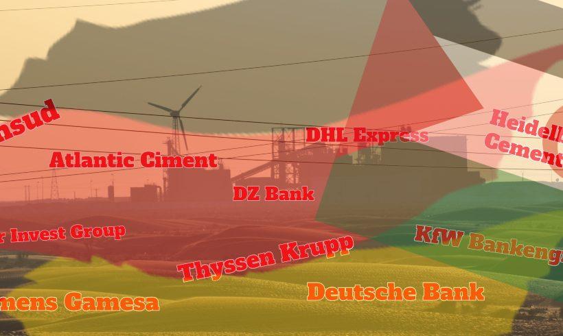 Empresas alemanas en el Sáhara Occidental ocupado | POR UN SAHARA LIBRE .org