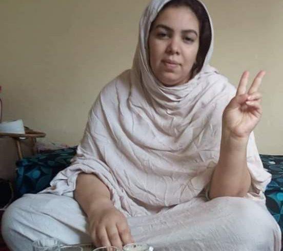 Comunicado CEAS-Sahara ante la liberación de la activista Mahfouda Bambal Lekkir – CEAS-Sahara