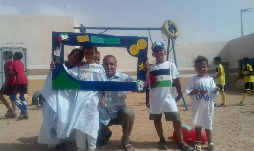 Comienzan las actividades del programa alternativo 'Vacances en Pau' 2020 en los campamentos de refugiados saharauis