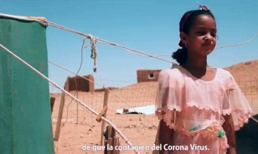 Bubisher CINEASTAS SAHARAUIS EN LA LUCHA CONTRA EL COVID 19