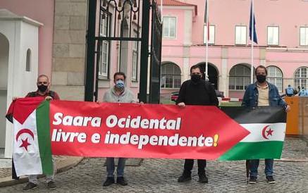 CGTP-IN (Portugal) entrega carta al Ministerio de Relaciones Exteriores sobre la situación de los trabajadores saharauis en los territorios ocupados | POR UN SAHARA LIBRE .org