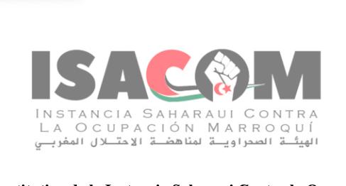 ISACOM emite comunicado denunciando persecución por parte del Estado marroquí | POR UN SAHARA LIBRE .org