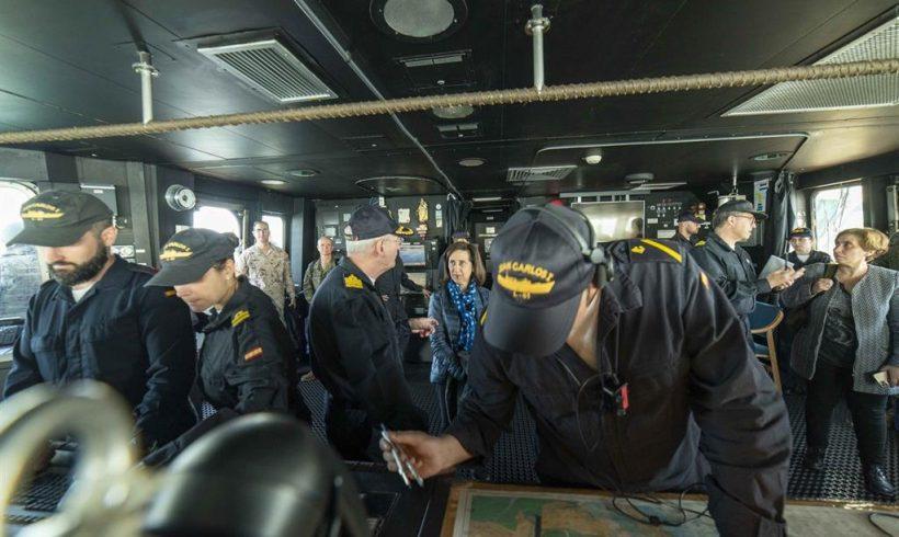 Vox calcula que el traslado de la base naval de Rota al Sáhara conllevaría pérdidas de 600 millones de euros
