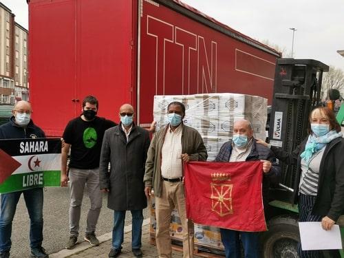 Caravana solidaria Navarra 2021 – CEAS-Sahara