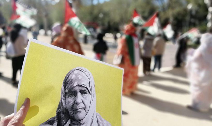 Denuncian la situación del periodista saharaui encarcelado en Tiflet y la venta de un buque de guerra a la Marina Real de Marruecos – CEAS-Sahara