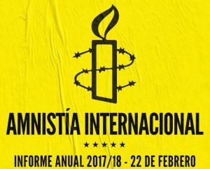 Informe 2017/18 de Amnistía Internacional Marruecos / Sáhara Occidental